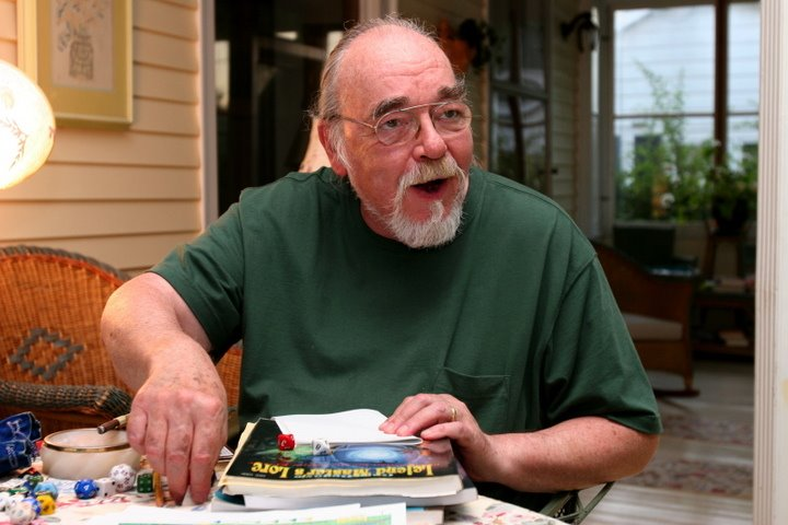 Gary Gygax picture