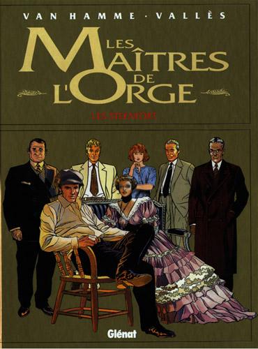 Les Maitres de l'Orge cover picture
